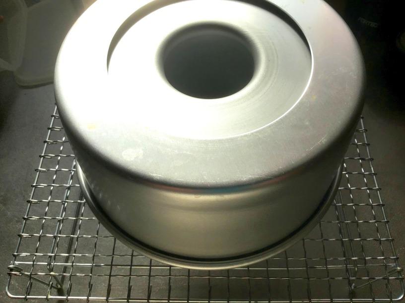 豆乳 シフォンケーキ